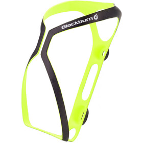 Blackburn Cinch Carbon Bidonhouder, high viz yellow